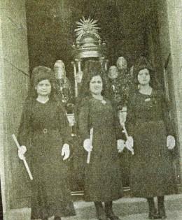 Majoralesses 1935-1940