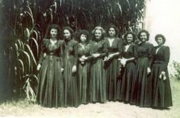 Majoralesses 1949-1950