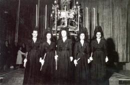 Majoralesses 1950-1951