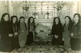 Majoralesses 1954-1955