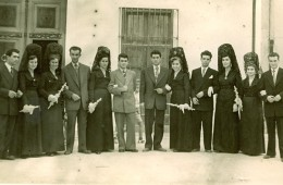 Majoralesses 1955-1956