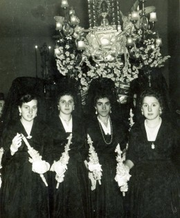 Majoralesses 1956-1957