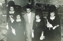Majoralesses 1958-1959