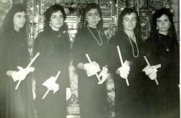 Majoralesses 1959-1960-1961