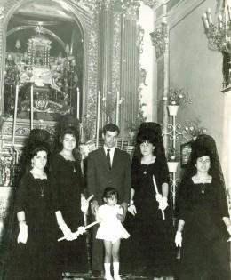 Majoralesses 1963-1964