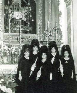 Majoralesses 1964-1965