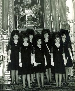 Majoralesses 1966 – 1967