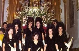 Majoralesses 1972 – 1973