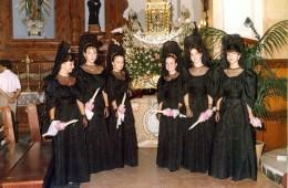 Majoralesses 1985 – 1986