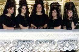 Majoralesses 1987 – 1988