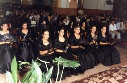 Majoralesses 1988 – 1989