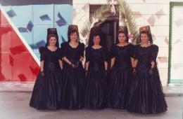 Majoralesses 1991 – 1992 – 1993
