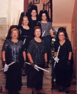 Majoralesses 2001 – 2002