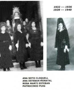 Majoralesses 1932-1936 / 1939-1940
