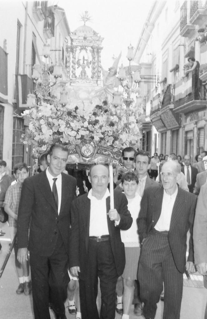 M.Deu font carrer Major Gandia 1962